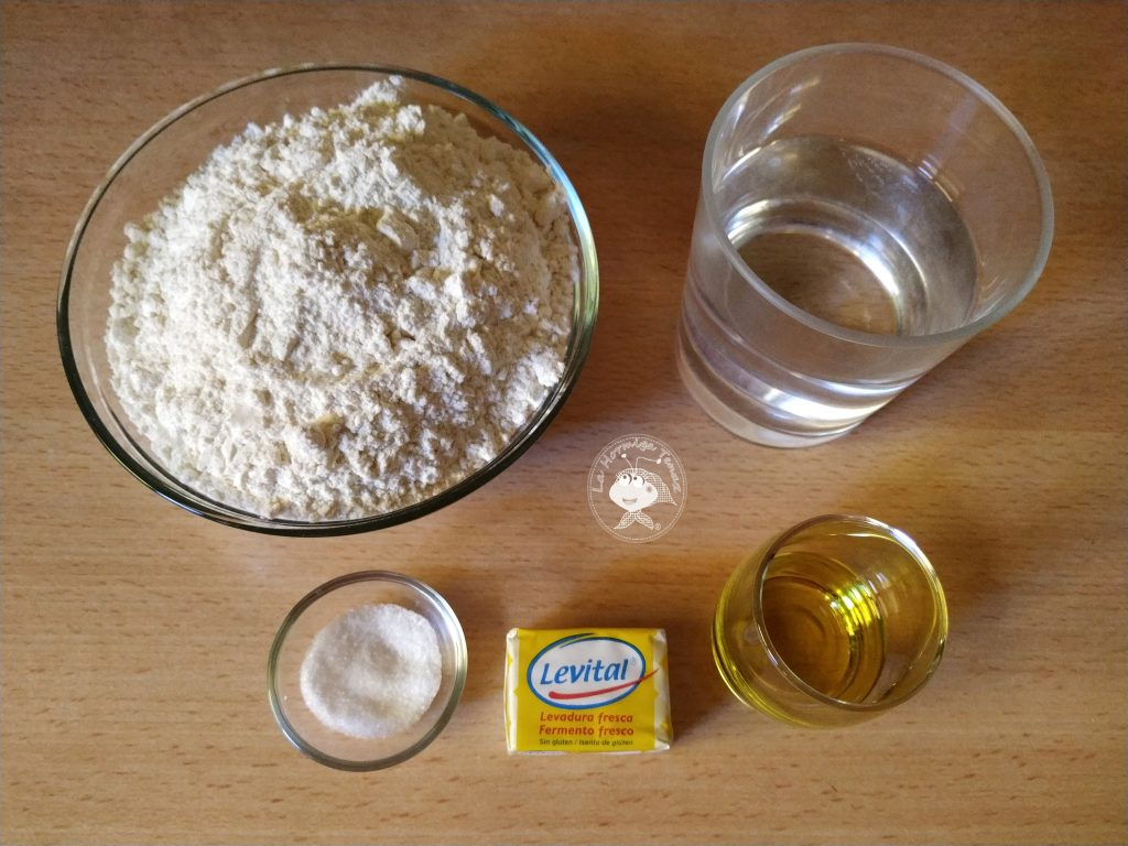 ingrediente pan