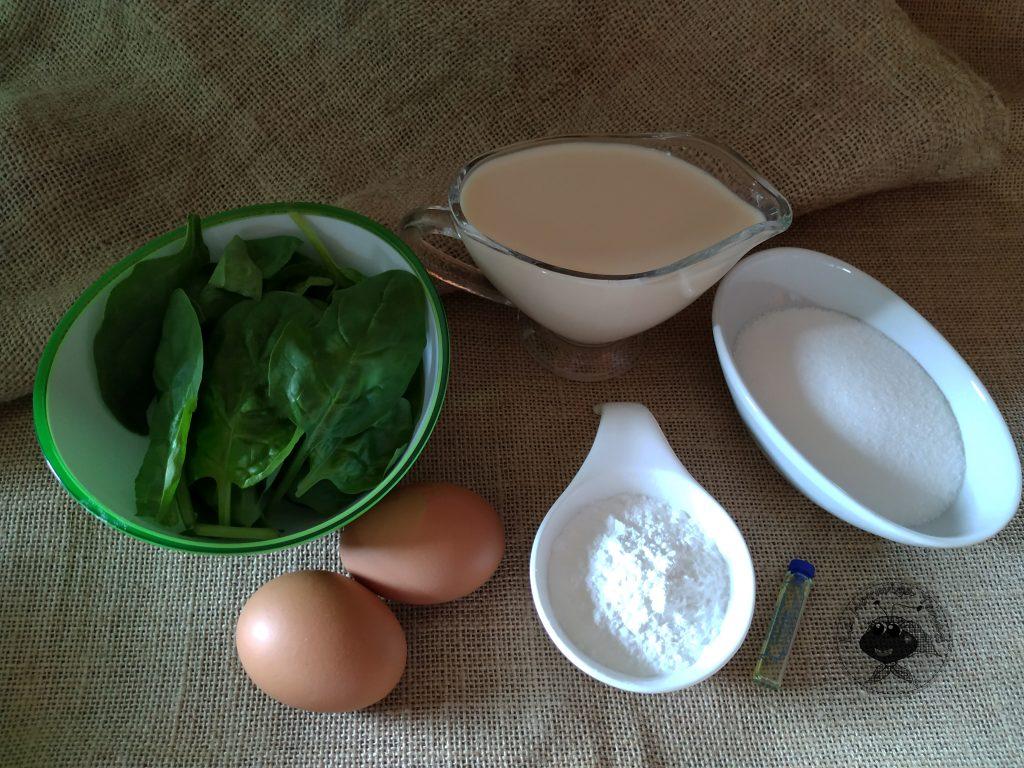 ingredientes crema