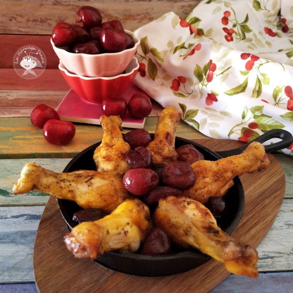 pollo con picotas