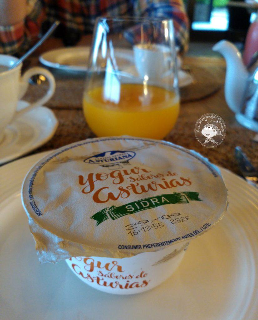 yogur sidra
