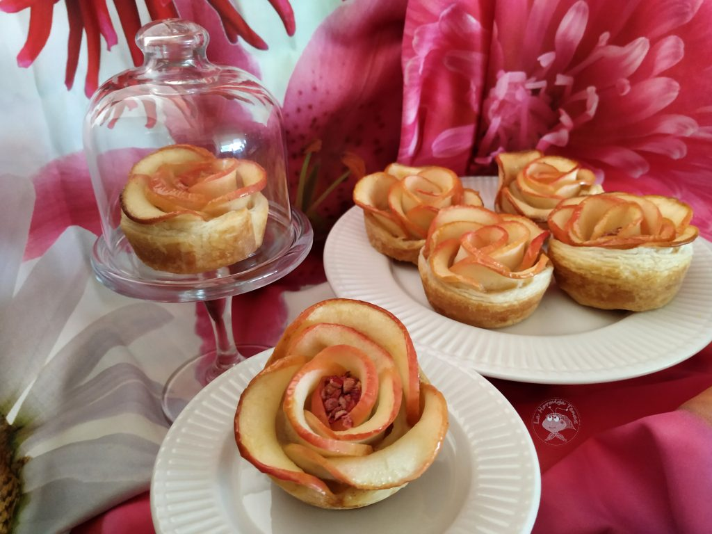 flores de manzanas